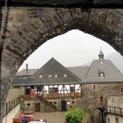 Erste Jugendherberge in Altena