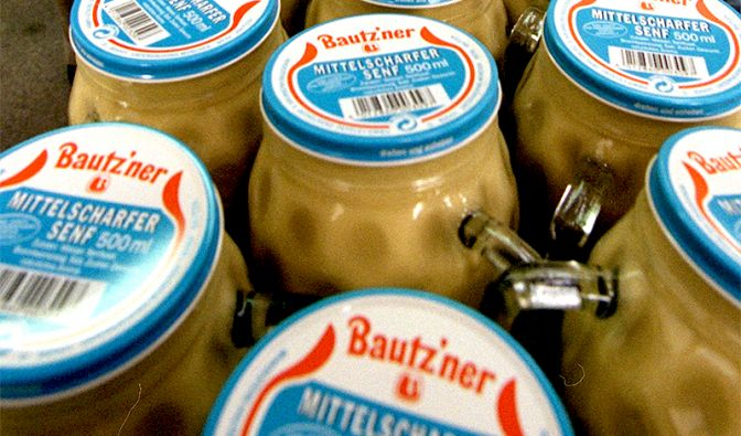 Bautzner Senf (Foto)