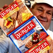 Burger Knäckebrot
