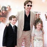 Die Schauspieler Jonas Haemmerle (v.l.), Michael Bully Herbig und Jadea Mercedes Diaz.