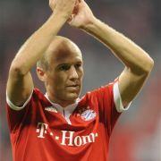 Arjen Robben - kostete Bayern München 24 Millionen Euro und schlug ein wie eine Bombe: zwei Tore im ersten Spiel. An dem schnellen und feinen Techniker wird Bayern noch viel Freude haben.