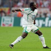 Wolfsburg ließt sich Obafemi Martins 10,5 Millionen Euro kosten. Dreimal wurde er seitdem eingewechselt, erzielte zwei Tore - auch eine gute Bilanz.
