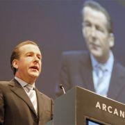 Arcandor-Chef Eick will bis zuletzt weiterkämpfen.