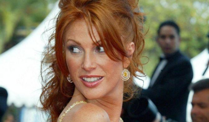 Schauspielerin und Model Angie Everhart. (Foto)