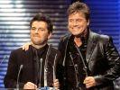 Die Zeiten, in denen Thomas Anders und Dieter Bohlen gemeinsam als «Modern Talking» auf der Bühne standen, sind längst passé. (Foto)