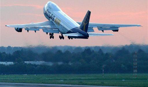 Europa Umwelt Klima Luftverkehr (Foto)