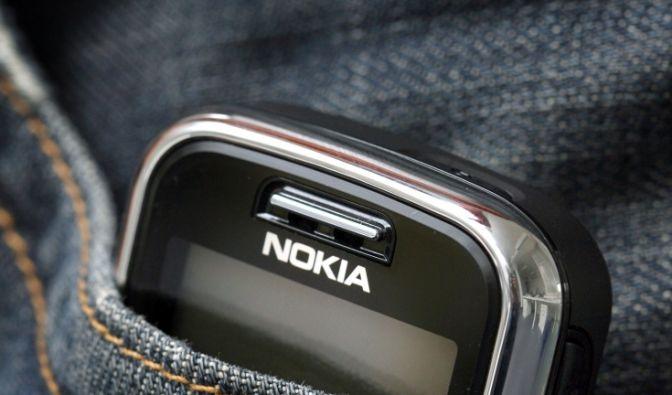 Handy in der Hosentasche (Foto)