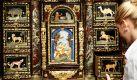 Aus dem 17. Jahrhundert stammt dieser Schrank des italienischen Meisters Domenico Cucci. In London wird das Schmuckstück nun beim Auktionshaus Christie's bei einer Versteigerung angeboten - und soll dabei einen Preis von stolzen 4,3 Millionen Euro erzielen. Foto: AP