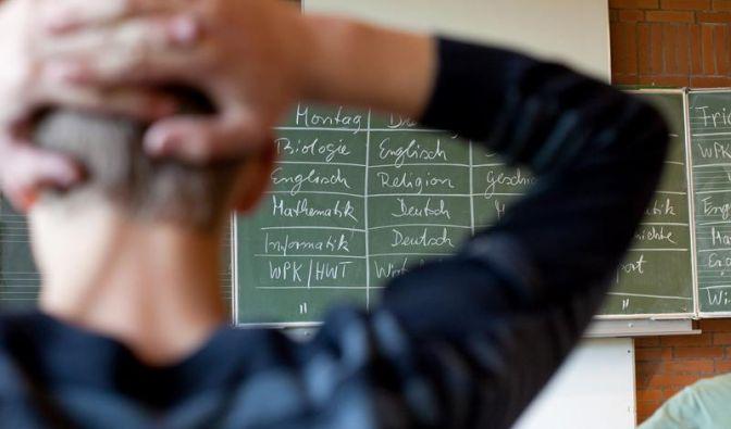 Schuleschwänzen verstärkt sich (Foto)