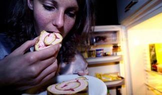 Nächtlicher Heißhunger (Foto)