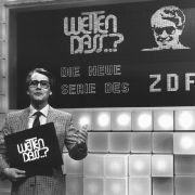 1981 erfand Elstner die Fernsehshow Wetten, dass ..?, die bis heute als die erfolgreichste Europas gilt.