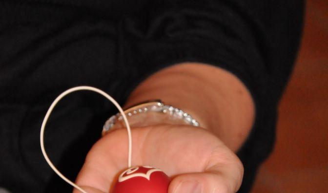 Liebeskugeln sind nicht zur Stimulation geeignet.  (Foto)