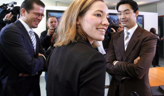 Politische Blitzkarrieren 1 (Foto)