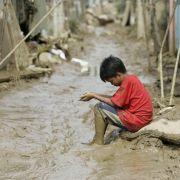 Philippinen: Das Elend nach dem Sturm.
