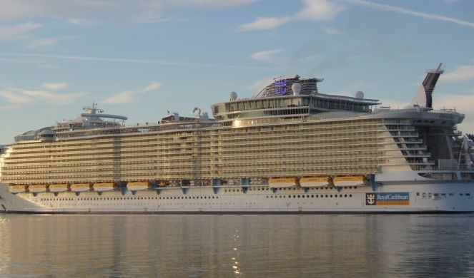 Platz 1 - Oasis of the Seas (Foto)
