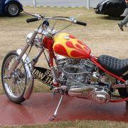 Das Billy-Bike, designt von Ben Hardy, ist bis heute ein Kultfeuerstuhl.