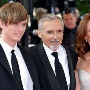 2008 ist er mit seiner Frau Victoria Duffy und seinem Sohn aus einer früheren Ehe bei den Filmfestspielen in Cannes zu Besuch.