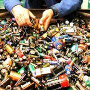 Nicht Erlaubt - Batterien