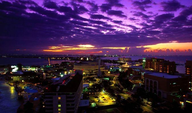 Cancun Mexiko (Foto)