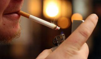 Raucherhusten (Foto)