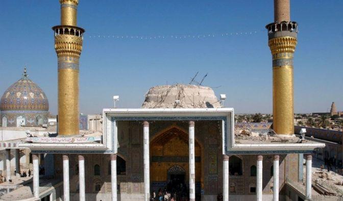 Askari-Moschee in Samarra (Foto)