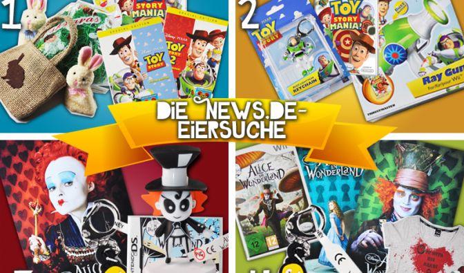 News.de-Eiersuche (Foto)