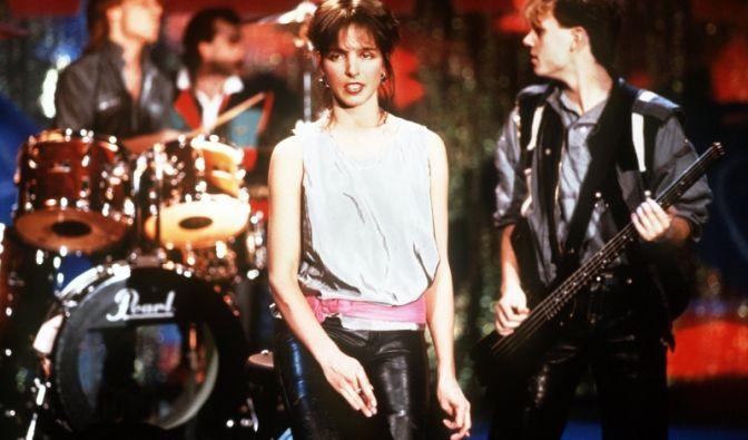 1984 - Nena hat vielseitige Pläne (Foto)