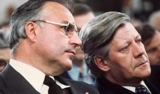 Helmut Kohl 1976 (Foto)