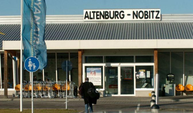 Flughafen Altenburg (Foto)