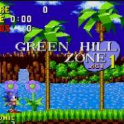 Diesen Startbildschirm kennt wohl jeder, der Sonic von seiner Geburtsstunde an videospielend begleitet hat.