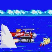 Schon die Introsequenz verspricht bei Sonic The Hedgehog 3 rasante Abenteuer.