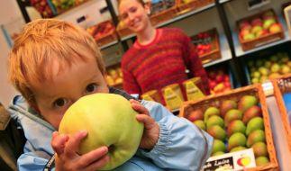 Zwar sorgt das Angebot im Supermarkt für alle Vitamine und Mineralstoffe. Dennoch kommt es zu Mangelerscheinungen. (Foto)