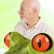 Sagt der Arzt: Den Witz kenne ich aber anders herum. Sagt der Frosch: Das wäre mir auch lieber.