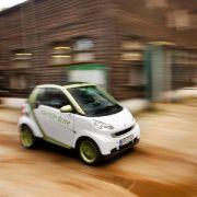 Ausgewählte Kunden sollen die zweite Generation der Elektro-Smarts vier Jahre lang testen.
