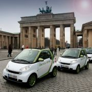 Seit Ende 2009 sind in Berlin die ersten Testfahrzeuge am Start.
