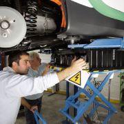 Im Hambacher Werk sollen rund 1000 Einheiten der zweiten E-Smart-Generation gefertigt werden.