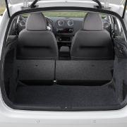 Bei umgelegter Rückbank und dachhoher Beladung hat der Seat 1164 Liter Stauraum im Angebot.