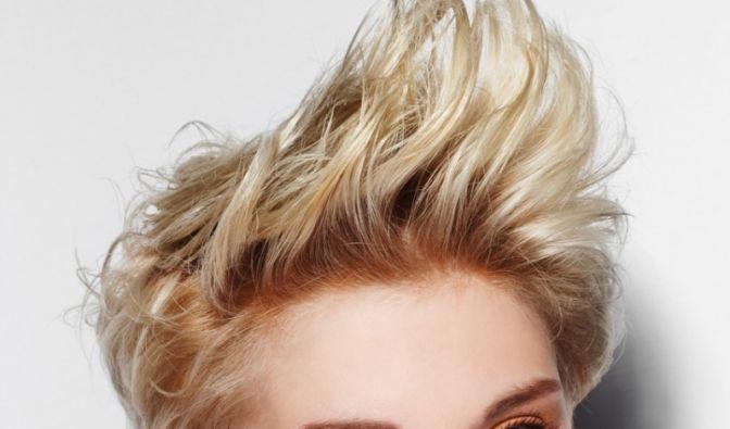 Der legendäre Pilzkopf ist zurück. Die moderne Variante der Frisur, die in den frühen 1960er Jahren Trendlook der Beatniks war,ist aufgewuschelt.