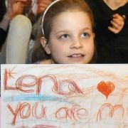 Lena Meyer-Landrut.