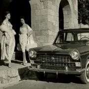 Seat Modellpalette 1961.