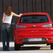Der Seat Ibiza FR.