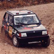 Seat Marbella Rallye 1988.