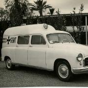 Seat 1400 Krankenwagen.