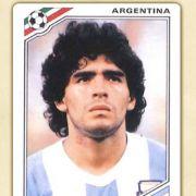 Der junge und austrainierte Diego Maradona war bei der Weltmeisterschaft 1986 in Galaform und führte die Gauchos gegen Deutschland zum Titel.