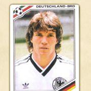 Bei der Weltmeisterschaft 1986 reifte Lothar Matthäus zum internationalen Star.