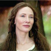 Cate Blanchett spielt die Lady Marion in Robin Hood.