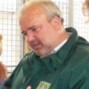 Das Medieninteresse ist groß, wenn Zoodirektor Jörg Junold ein neues Tier vorstellt.