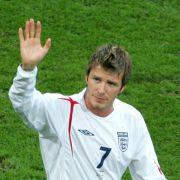 David Beckham: Seine Personalie war schon vor der Verletzung umstritten.