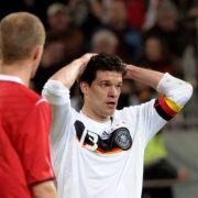 Michael Ballack: Der Capitano verpasst seine wohl letzte Weltmeisterschaft.