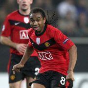 Anderson: Der brasilianische Mittelfeldantreiber von Manchester United fällt wegen eines Kreuzbandrisses aus.